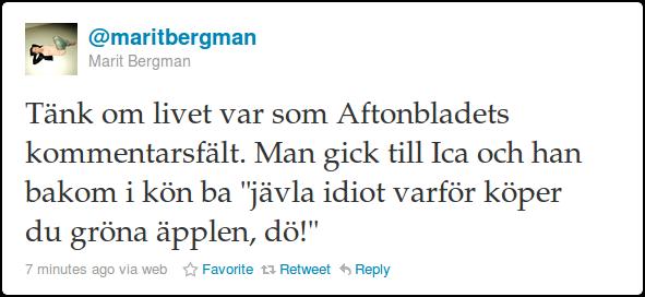 Marit vs. Aftonbladet
