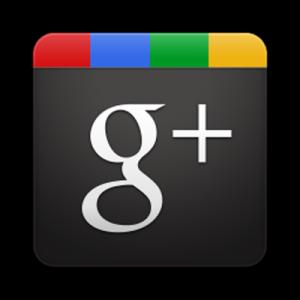 Google+ logo 300x300