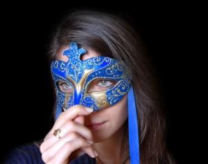 Masque / pseudonymity. Image: graur codrin, click to visit portfolio