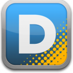 Logo for Disqus
