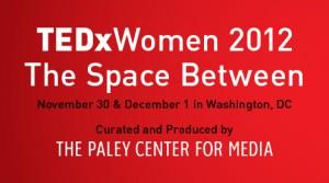 Logo för TEDxWomen 2012