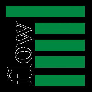 Logo för Wikipedias kommentarssystem Flow
