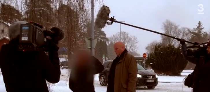 Screenshot från TV3:s Trolljägarna