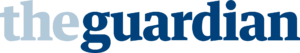 Logo för The Guardian