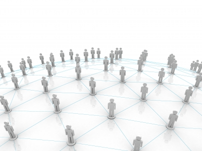 """""""Social network"""" Image: Master isolated images (click to visit)"""