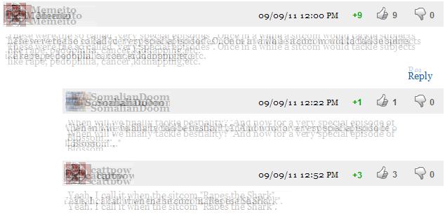 Kommentarsröstningssystem på Cracked.com