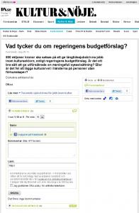 DN.se - kommentarssida
