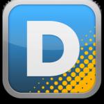 Logo for Disqus