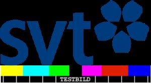Split logo, SVT + Testbild