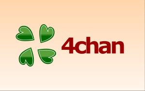 logotyp för 4chan